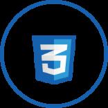 Logo de la formation Stylisez votre site internet avec le CSS