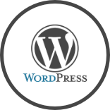 Logo de la formation Formation wordpress