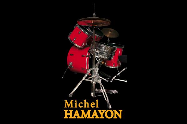 site école de batterie Michel Hamayon
